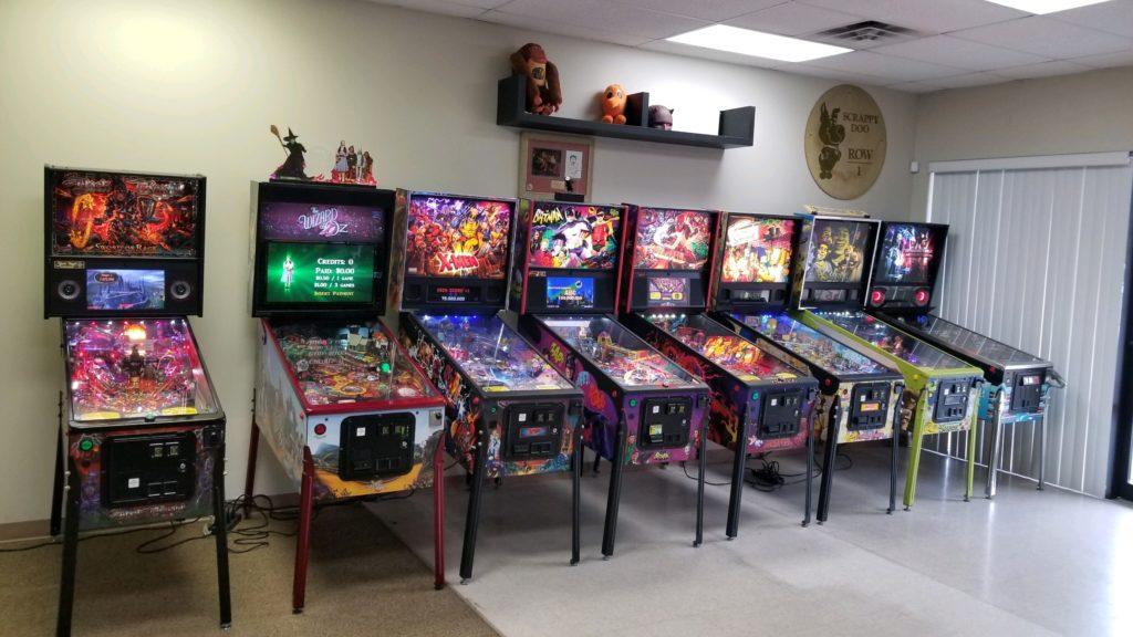 Pinball Machines